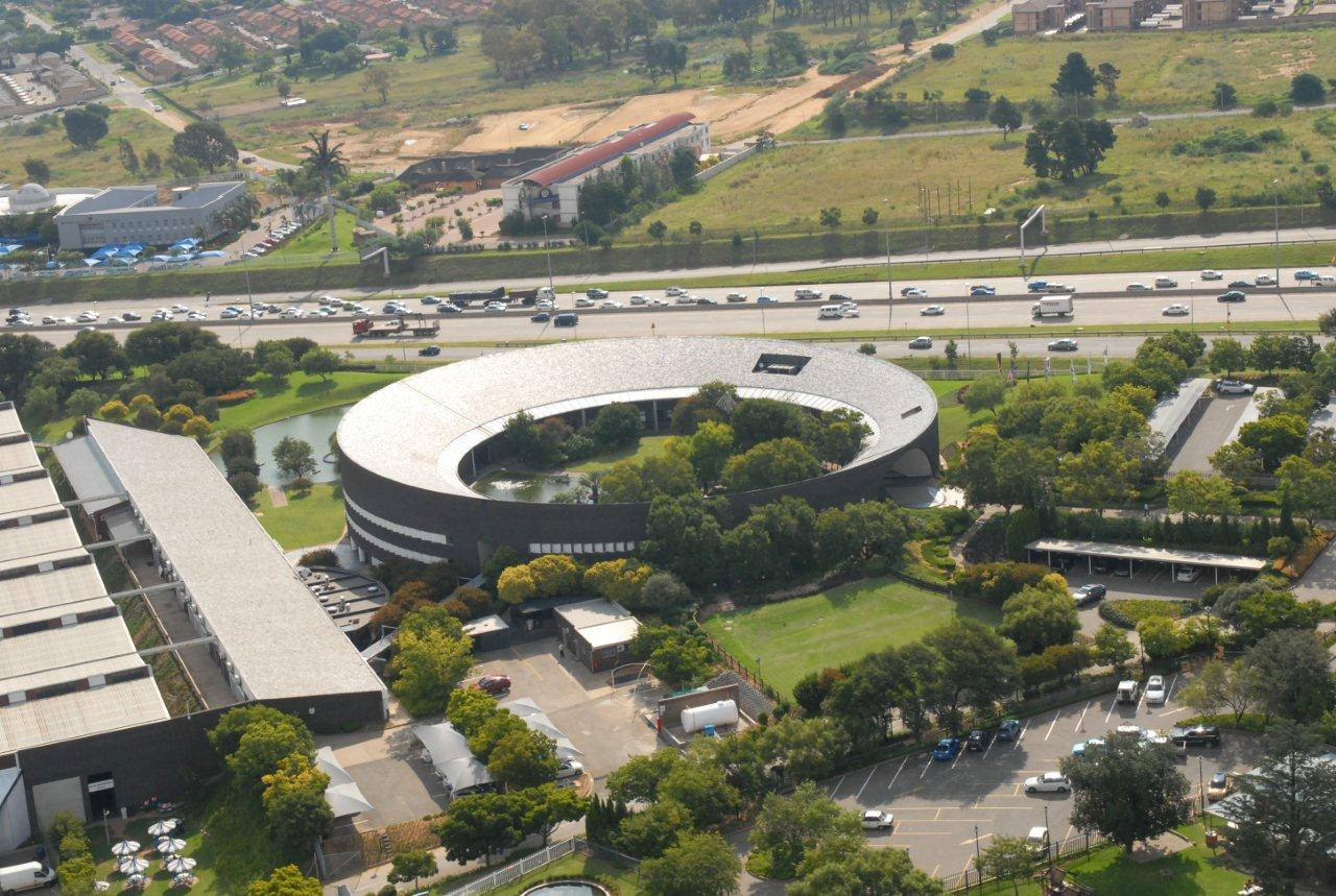 Bmw Hq Midrand Solid Green Consulting