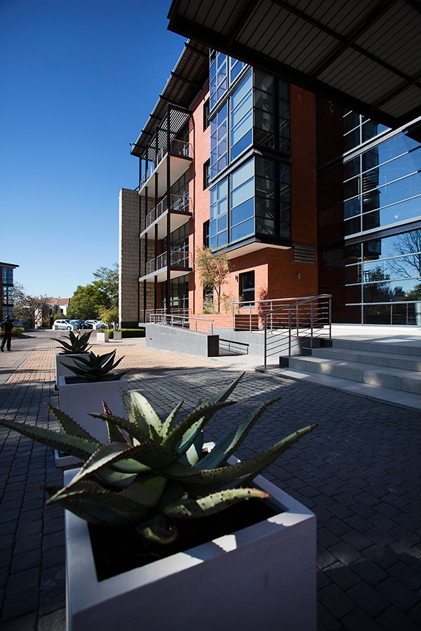 Upper Grayston Block F in Sandton, Johannesburg.
